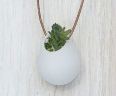 Planter Necklace