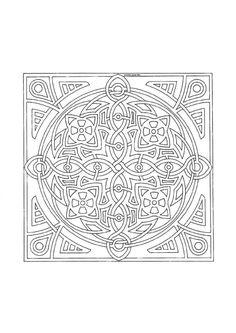 stci coloriage pour adultes et enfants mandalas mandala carr jeux coloriage coloriage magique