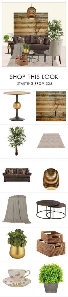 """""""Afternoon Tea"""" by biange ❤ liked on Polyvore featuring interior, interiors, interior design, home, home decor, interior decorating, Parvez Taj, Nearly Natural, Graypants and HiEnd Accents"""