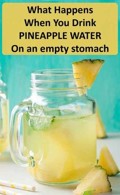 Always remember to drink the first glass on an empty stomach. Here's why.