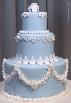 {One of Renato Ardovino's cakes <3