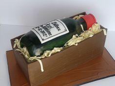 Bottle of wine  www.laura-moser.com