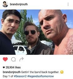 From Brandon's IG
