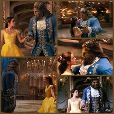 Disney Beauty and the Beast 2017 film