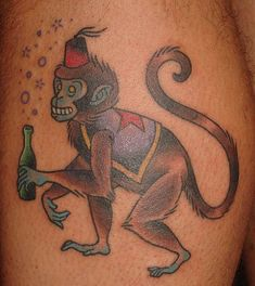 circus tattoo ideas | Last Name On Back First Tattoo: Gil's blog