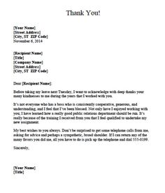 Terminating employee due to downsizing sample letter hashdoc thank you letter bossss templateg boss templates free sample example format best free home design idea inspiration spiritdancerdesigns Image collections