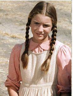 Melissa Gilbert. I grew up watching Little House on the Prairie and still enjoy the reruns. ~Chrissey~