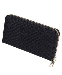Black wallet | Gina Tricot Accessories | www.ginatricot.com | #ginatricot