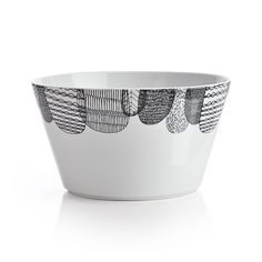 Leif Serving Bowl  | Crate and Barrel