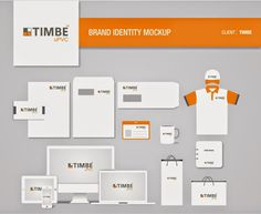 TIMBE Corporate Brand Identity Design. Designed by Brand care communications. Bcc
