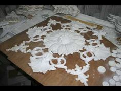 Estuque e Gesso Ornamental - Antonio Enes Morais Lda - YouTube