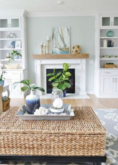 Beautiful Coastal Themed Living Room Decorating Ideas To Makes Your Home Cozy 09