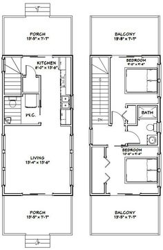 14x28 Cabin Floor Plans Shed on 12x24 Shed Home Plans