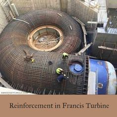Reinforcement in Francis Turbine More