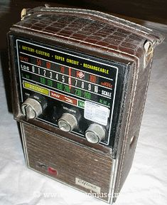 My family had one of these