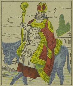 Sinterklaas Centsprenten, uitgever:    Établissements Brepols S.A., Koninklijke Bibliotheek