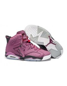 Nike Air Jordan 6 VI Retro Mens Shoes Pink/Black