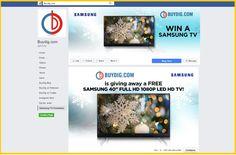Win a Samsung HD TV – Today's Women Freebies