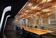 Red Bull offices :: Johnson Chou, Toronto