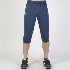 Pantalon 3/4 Joma Pirate bleumarin Gym Men, Milan, Bmw, Model, Fashion, Sports, Men, Moda