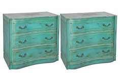 Love the color.... Rustic Romance   One Kings Lane