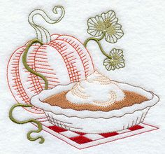 Machine Embroidery Designs at Embroidery Library! - Color Change - D8281
