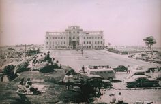 Bokor Hill Palace Hotel