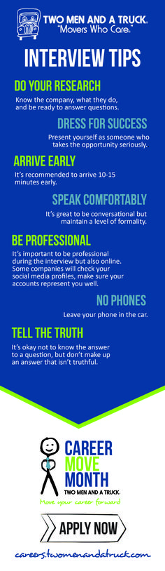The interview tips you need to read before landing your next gig!
