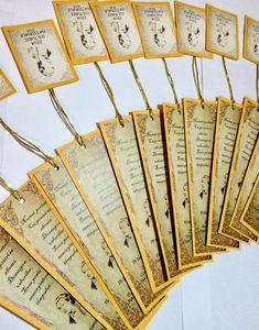 Semne de carte pentru Ziua Eminescu