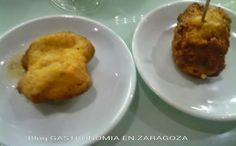 GASTRONOMÍA EN ZARAGOZA: Fiestas del Pilar : De tapeo en el Restaurante The...