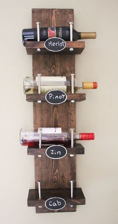 Hey, I found this really awesome Etsy listing at https://www.etsy.com/listing/195782858/wine-rack-handcrafted-wooden-wine-rack