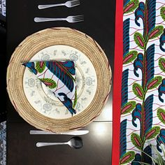 Shop African decor at afrilege.com African Home Decor, Printed Curtains, Table Runners, Pillow Covers, Decorative Plates, Pillows, Floral, Shop, Ideas