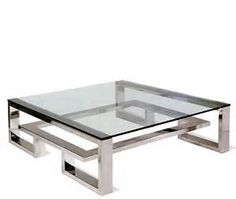 Metal Base Coffee Table Only - Bing Images