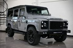 Land Rover Defender 110 Utility by Urban Automotive 2