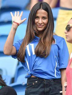 Alessio Cerci's girlfriend