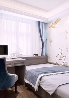 Smart Home Interior Design Ideas. In this video you will get some ideas that may help you to find the best Interior design for your apartment. Small Room Design Bedroom, Small Bedroom Interior, Small House Interior Design, Small Apartment Design, Bedroom Furniture Design, Home Room Design, Diy Furniture, Smart Home Design, Bedroom Layouts