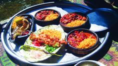 Turkkilainen keittiö vie kielen mennessään! #Turkki #ruoka #makuja