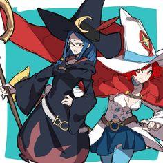 Ursula & Shiny Chariot