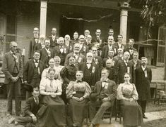 16th Missouri Infantry reunion in 1897.  It was a Confederate regiment started in 1862.