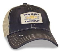 04ea4f43c87 Chevy Trucks Patch Mesh Cap - ChevyMall Country Wear