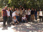 Non-Violent Communication Training for our activists