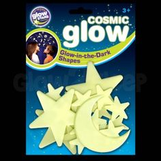 Glow in the dark stars. I had these all over my room and ceiling!