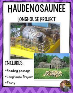 Iroquois Longhouse P