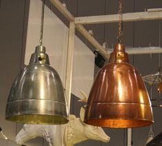 Hobart Pendant Lamp l Eco Chic Table Lamps l Accent Lamps