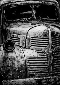 Not is more beautiful than an old Dodge