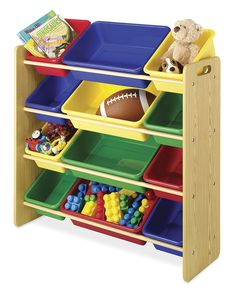 Clever Toys Storage Organization Ideas To Make Kids Room Stay Tidy (47)