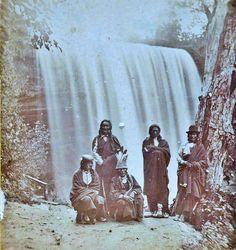 SICANGU MEN , circa 1885