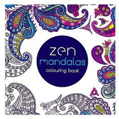 Secret Garden Ein Inky Schatzsuche Farb Buch f�r Kinder Erwachsene Druckbegrenzungs Mandala