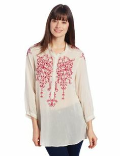 Johnny Was Women's Ameryl Blouse http://www.branddot.com/13/Johnny-Was-Womens-Ameryl-Blouse/dp/B00FREH4Z8/ref=sr_1_21/175-6660968-2019854?s=apparel