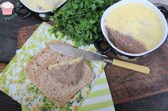 Mój dzień: Pasztet z podrobów bez pieczenia Camembert Cheese, Dairy, Blog, Blogging
